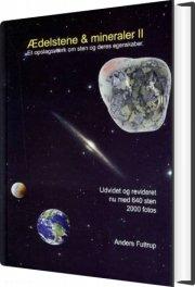 ædelstene & mineraler ii - bog