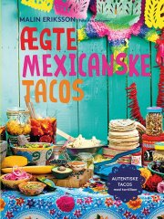 ægte mexicanske tacos - bog