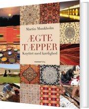 ægte tæpper - bog