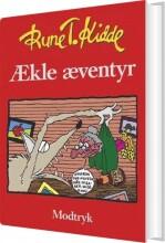 ækle æventyr - bog