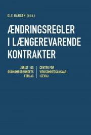 ændringsregler i længerevarende kontrakter - bog