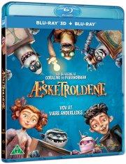 æsketroldene / the boxtrolls - 3D Blu-Ray