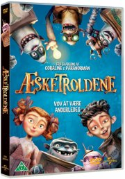 æsketroldene / the boxtrolls - DVD