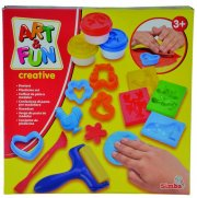 art & fun modellervoks sæt - Kreativitet