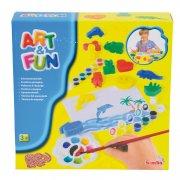 art & fun hobbysæt - Kreativitet