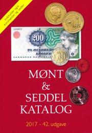 afa møntkatalog 2017 - bog
