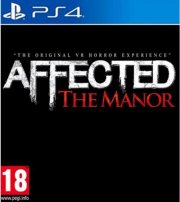affected: the manor (psvr) - PS4