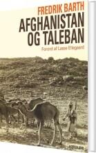 afghanistan og taleban - bog
