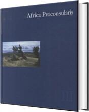Africa Proconsularis. Historical Conclusions - Bog