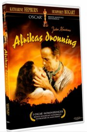 afrikas dronning / the african queen - DVD