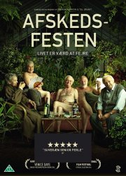 afskedsfesten / the farewell party - DVD