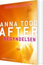 after serien bind 5: begyndelsen - bog