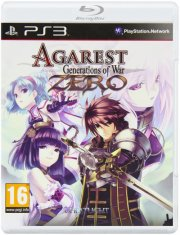 agarest: generations of war zero - standard edition - PS3