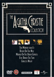 agatha christie collection - DVD