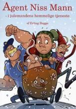 agent niss mann - i julemandens hemmelige tjeneste - bog
