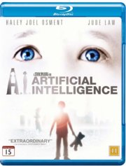 Image of   A.i - Artificial Intelligence / A.i. - Kunstig Intelligens - Blu-Ray