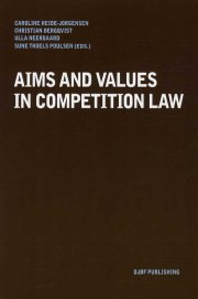 aims and value in competition law - bog