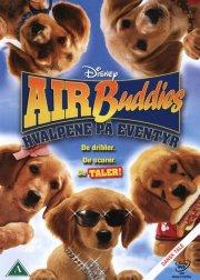 air buddies - hvalpene på eventyr - disney - DVD