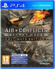 air conflicts: secret wars ultimate edition  - PS4