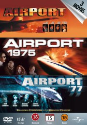 airport // airport 1975 // airport '77 - DVD