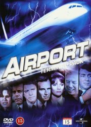 airport terminal pack collection // airport // airport 1975 // airport 77 // the concorde - airport 79 - DVD