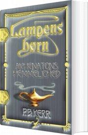 akhenatons hemmelighed - bog