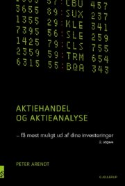 aktiehandel og aktieanalyse - bog