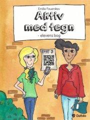 aktiv med tegn - bog