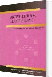 aktiviteter for teambuilding - bog
