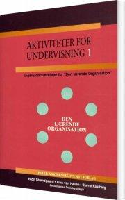 aktiviteter for undervisning - bog