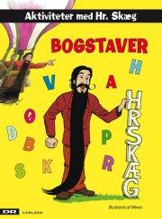 aktiviteter med hr. skæg: bogstaver - bog