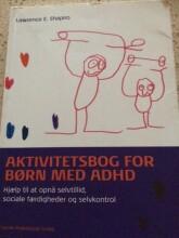 aktivitetsbog for børn med adhd - bog