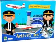 aktivitetslegetøj til børn - lufthavn - Kreativitet