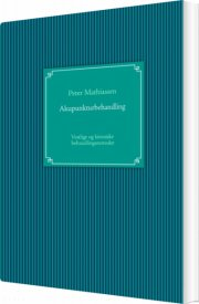 akupunkturbehandling - bog