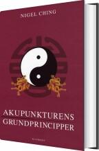 akupunkturens grundprincipper - bog