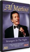 al martino - strangers in the night - DVD