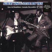 albert king & stevie ray vaughan - chch studios hamilton canada, december 6th 1983 - Vinyl / LP