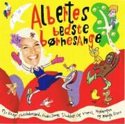alberte - albertes bedste børnesange - cd