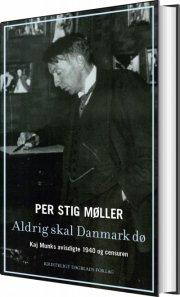 aldrig skal danmark dø - bog