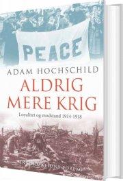 aldrig mere krig - bog