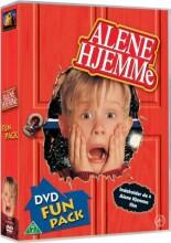 alene hjemme 1 - 4 box - DVD