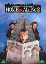home alone 2 / alene hjemme 2 - DVD