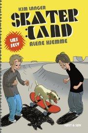 alene hjemme. skaterland læs selv - bog