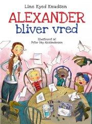 alexander bliver vred - bog