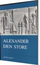 alexander den store - bog