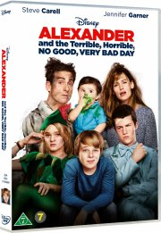 alexander and the terrible, horrible, no good, very bad day - DVD