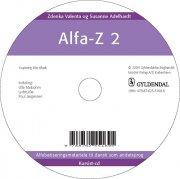 alfa-z 2 kursist-cd - CD Lydbog