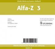 alfa-z 3 kursist-cd - bog