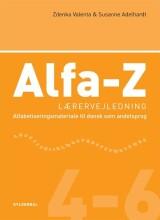 alfa-z 4-6 lærervejledning - bog