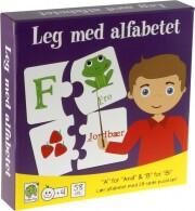 alfabet spil - leg med alfabetet fra 4 år - Brætspil